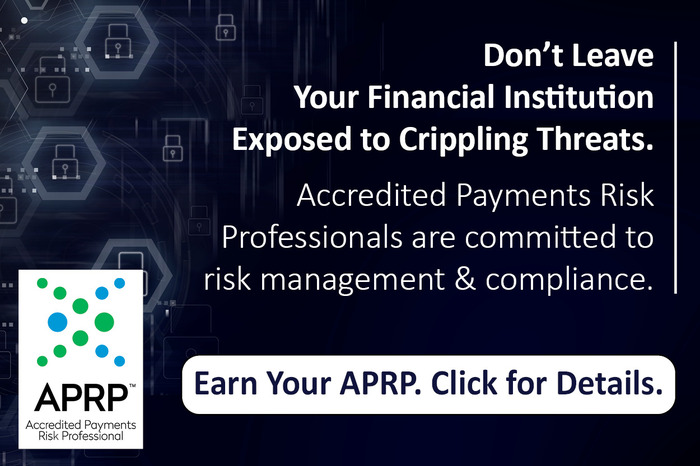 Be the Payments Risk Expert